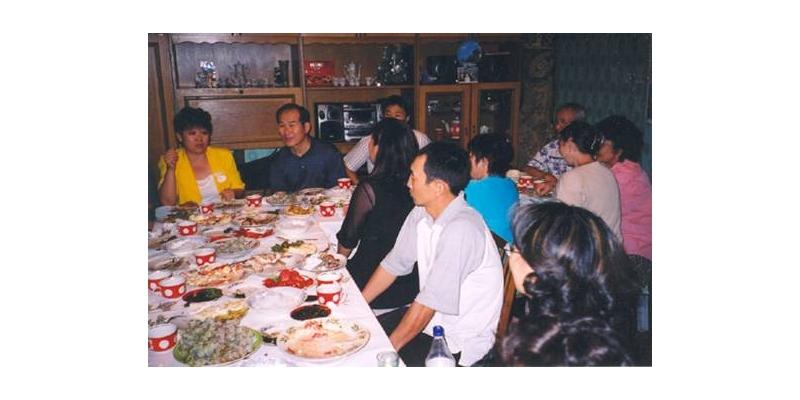 2002 - 우즈베우키스탄<br> 우즈베우키스탄 현지인 지도자 기도 세미나 (2002.10.16.)