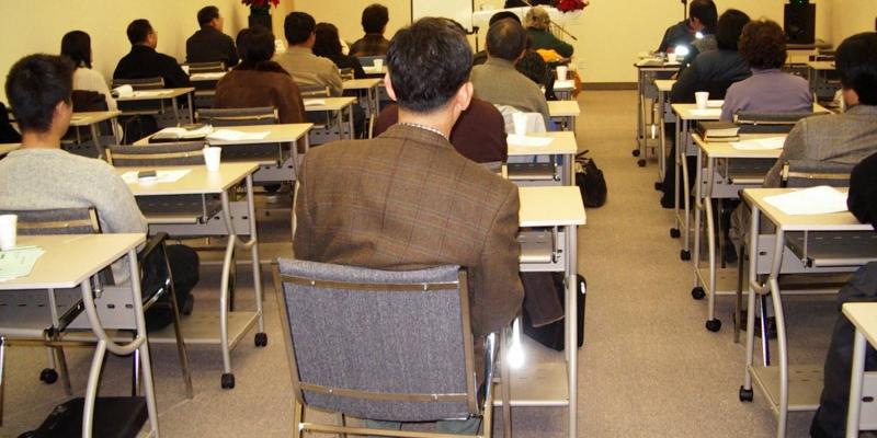 2003 - 카나다 토론토<br> 카나다 토론토 큰빛 신학원(임현수목사) 기도학 강의 (2003. 12. 9.)